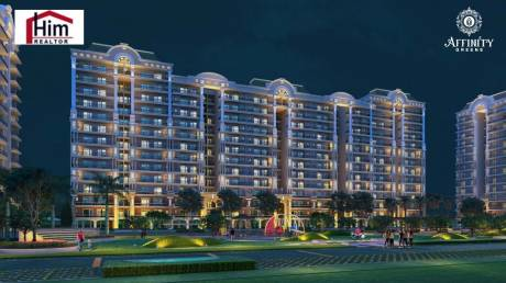 1570 sqft, 3 bhk Apartment in Builder Affinity Greens Zirakpur, Mohali at Rs. 57.2000 Lacs