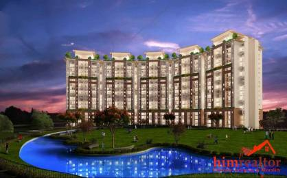 1448 sqft, 3 bhk Apartment in Builder GBP Aerosi Road to Airport, Mohali at Rs. 43.5000 Lacs