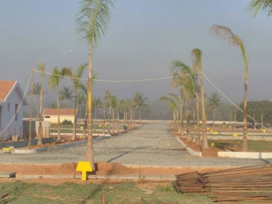 1500 sqft, Plot in Builder Ridhi Green Palms Chikka Tirupathi, Bangalore at Rs. 15.0000 Lacs
