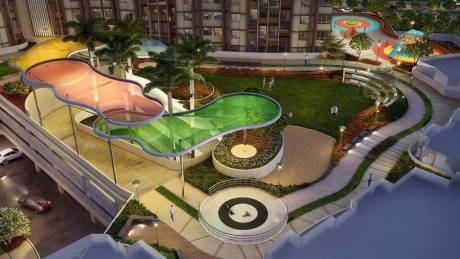 822 sqft, 2 bhk Apartment in VTP Hi Life Phase 2 Thergaon, Pune at Rs. 64.0000 Lacs