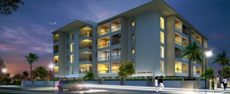 1288 sqft, 2 bhk Apartment in Builder S k Silver mist Appartment Singasandra, Bangalore at Rs. 23000