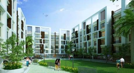 967 sqft, 2 bhk Apartment in Magnolia Prestige New Town, Kolkata at Rs. 28.0000 Lacs