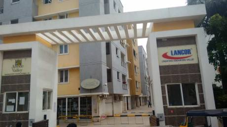 1253 sqft, 2 bhk Apartment in Builder lancor holdings abode valley potheri Potheri, Chennai at Rs. 49.5000 Lacs