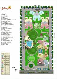 1060 sqft, 2 bhk Apartment in Wall Rock Aishwaryam Sector 16C Noida Extension, Greater Noida at Rs. 38.6900 Lacs