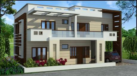 1257 sqft, 3 bhk Villa in Builder Green palm Medows Ramamurthy Nagar, Bangalore at Rs. 66.8090 Lacs