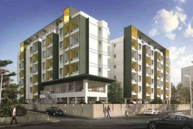 1152 sqft, 2 bhk Apartment in Aashrayaa Onyx Begur, Bangalore at Rs. 56.1953 Lacs
