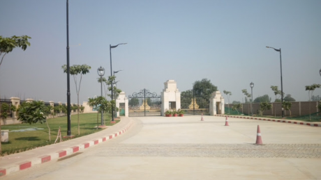 1211 sqft, Plot in Oro City Jankipuram, Lucknow at Rs. 33.9000 Lacs