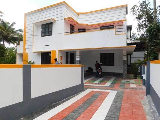 1601 sqft, 3 bhk IndependentHouse in Builder Project Kazhakkoottam, Trivandrum at Rs. 65.0000 Lacs