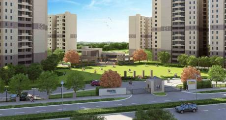 1180 sqft, 3 bhk Apartment in Builder westend height L Zone Dwarka Phase 2 Delhi, Delhi at Rs. 44.8400 Lacs