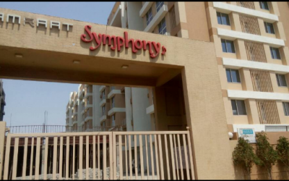 838 sqft, 2 bhk Apartment in Samraat Symphony Project 02 Indira Nagar, Nashik at Rs. 30.0000 Lacs