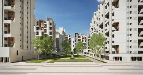 596 sqft, 1 bhk Apartment in Rohan Abhilasha Building C Wagholi, Pune at Rs. 31.0000 Lacs