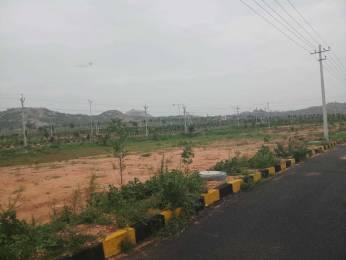 1800 sqft, Plot in Vikhyath Haritha Vanam Bhongir Bhongir, Hyderabad at Rs. 12.7980 Lacs