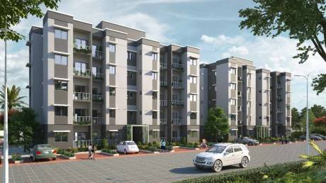 210 sqft, 1 bhk Apartment in Olympeo Neo City Neral, Mumbai at Rs. 8.9400 Lacs