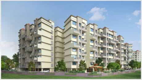 530 sqft, 1 bhk Apartment in Raj Tulsi Aadvik Badlapur East, Mumbai at Rs. 24.0400 Lacs