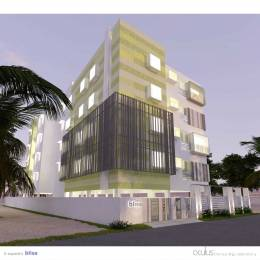 1300 sqft, 2 bhk Apartment in Builder bliss ksquare constructions Thudiyalur, Coimbatore at Rs. 55.0000 Lacs