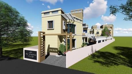 1220 sqft, 3 bhk Villa in Builder bharath university Selaiyur, Chennai at Rs. 90.0000 Lacs