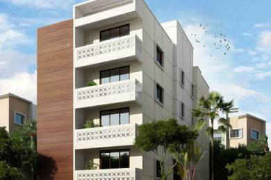 1200 sqft, 2 bhk Apartment in Builder T RAJU ESTATES Murugesh Palya, Bangalore at Rs. 25000