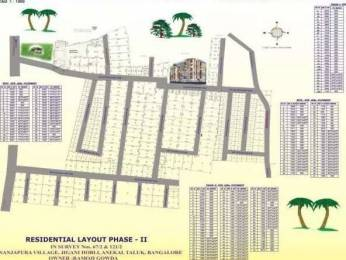 1200 sqft, Plot in Builder Meenakshi Meadowsss Electronic City Phase 1, Bangalore at Rs. 15.5880 Lacs