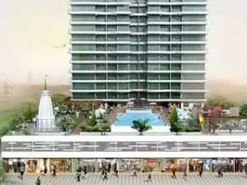 1200 sqft, 2 bhk Apartment in Paradise Sai Miracle Kharghar, Mumbai at Rs. 24500