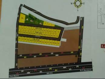 1200 sqft, Plot in Builder anu layput Hunsur Road, Mysore at Rs. 16.2000 Lacs