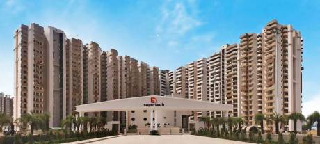 1082 sqft, 2 bhk Apartment in Supertech CapeTown Sector 74, Noida at Rs. 16000