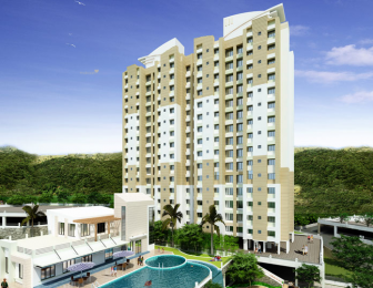 850 sqft, 2 bhk Apartment in Prescon Silver Oak At Prestige Residency Thane West, Mumbai at Rs. 1.1100 Cr