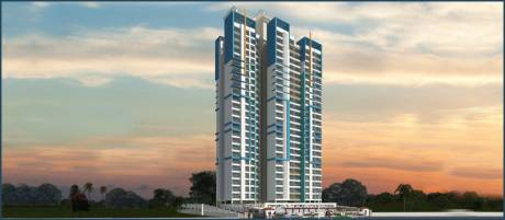950 sqft, 2 bhk Apartment in Saptashree Heights Kolshet Road, Mumbai at Rs. 1.1500 Cr
