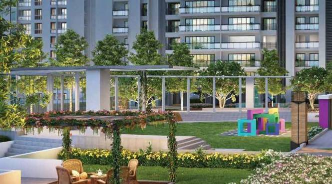 960 sqft, 2 bhk Apartment in Sheth Sheth Avalon Phase 1 Thane West, Mumbai at Rs. 1.9500 Cr