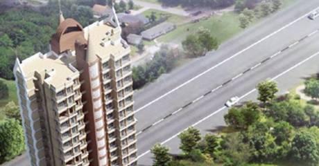 1090 sqft, 2 bhk Apartment in KM Horizon Flora Thane West, Mumbai at Rs. 90.0000 Lacs