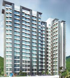 544 sqft, 1 bhk Apartment in Unique Greens Thane West, Mumbai at Rs. 76.0000 Lacs