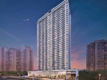 592 sqft, 1 bhk Apartment in Ashar Edge Wing A Phase II Thane West, Mumbai at Rs. 75.0000 Lacs