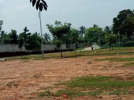 1000 sqft, Plot in Builder Mahalakshmiparadise Chikkajala, Bangalore at Rs. 30.0000 Lacs