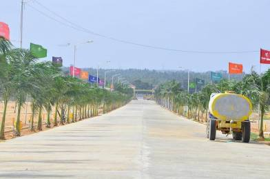 1800 sqft, Plot in Builder Peram Aditya White Field Gandimaisamma, Hyderabad at Rs. 3.2000 Lacs