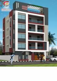 1600 sqft, 3 bhk Apartment in Builder Project Murali Nagar, Visakhapatnam at Rs. 80.0000 Lacs