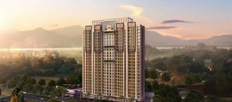 750 sqft, 1 bhk Apartment in  Vihangs Vermont Thane West, Mumbai at Rs. 65.0000 Lacs