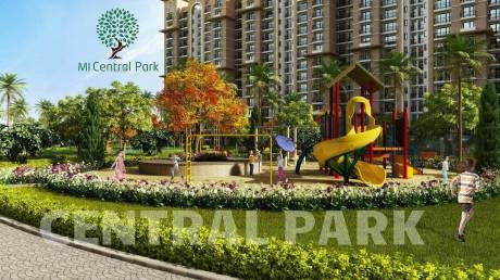 1200 sqft, 2 bhk Apartment in MI Central Park Butler Colony, Lucknow at Rs. 54.4100 Lacs