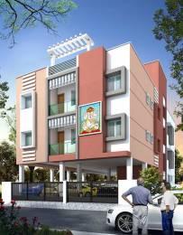 1200 sqft, 2 bhk Apartment in Builder Project Alwarthiru Nagar, Chennai at Rs. 18000