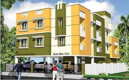 1300 sqft, 2 bhk Apartment in Builder Project Alwarthiru Nagar, Chennai at Rs. 17000