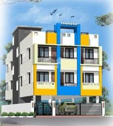 1600 sqft, 3 bhk Apartment in Builder Project Valasaravakkam, Chennai at Rs. 19000