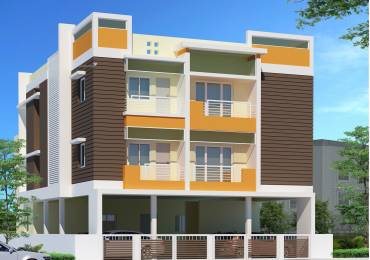 1200 sqft, 2 bhk Apartment in Builder Project Valasaravakkam, Chennai at Rs. 15000