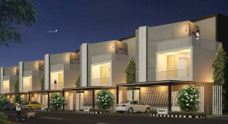 2400 sqft, 3 bhk Villa in Builder Sark Garden Villas At Mokila Village Gachibowli, Hyderabad at Rs. 1.0500 Cr