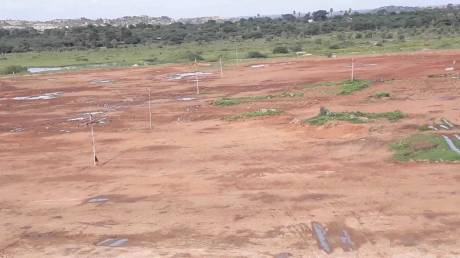 1170 sqft, Plot in Builder Sark Green Lake View Rudraram Patancheru, Hyderabad at Rs. 9.7500 Lacs
