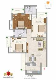 1299 sqft, 3 bhk Apartment in Aditya Luxuria Estate Dasna, Ghaziabad at Rs. 37.0000 Lacs