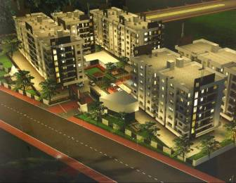 1250 sqft, 3 bhk Apartment in Surya Shreeji Valley AB Bypass Road, Indore at Rs. 24.3800 Lacs