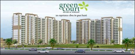 416 sqft, 1 bhk Apartment in Shree Green Court Sector 90, Gurgaon at Rs. 13.2900 Lacs