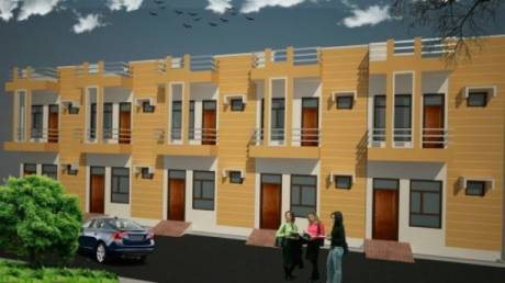 930 sqft, 2 bhk IndependentHouse in Builder Row house Faizabad road, Lucknow at Rs. 20.9250 Lacs