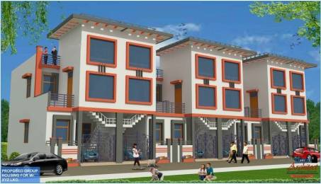 450 sqft, 2 bhk Apartment in Builder Nandini vihar jankipuram vistar, Lucknow at Rs. 10.5000 Lacs