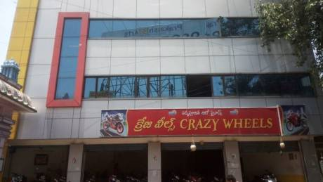 1700 sqft, 3 bhk BuilderFloor in Builder crazywheels eluru road, Vijayawada at Rs. 55000