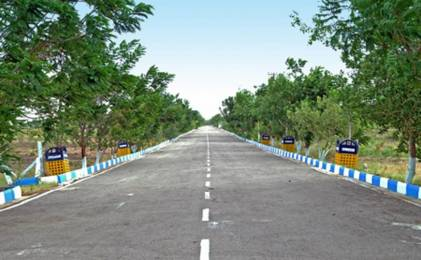 2394 sqft, Plot in Green Home Farms And Resorts Green Acres II Chilkur, Hyderabad at Rs. 9.3100 Lacs