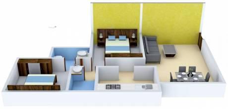 952 sqft, 2 bhk Apartment in ACME Stadium View Andheri West, Mumbai at Rs. 1.9900 Cr